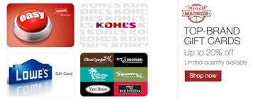 gas gift card deals up to 20 gift cards bp cabela s lowe s olive garden