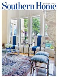 BlueBased Redesign Blends Traditional And Fresh Décor Southern - Southern home furniture