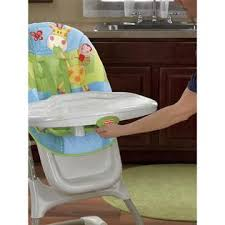 Fisher Price Table High Chair Fisher Price Discover N U0027 Grow Ez Clean High Chair Blue