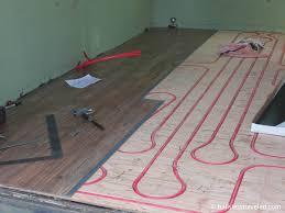 laminate flooring heating underlayment plywood for vinyl