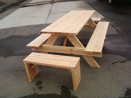 outdoor chair with table attached 191 best picnic plus custom outdoor furniture images on pinterest