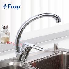 kitchen faucet set frap 1 set frap classic style single handle kitchen faucet 360