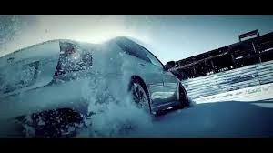 subaru drift snow subaru legacy bl5 2 0gt snow show most drift
