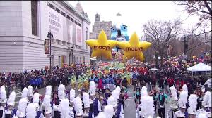 2014 macy s thanksgiving day parade open