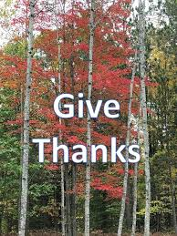 a month of giving thanks day 23 and happy thanksgiving for