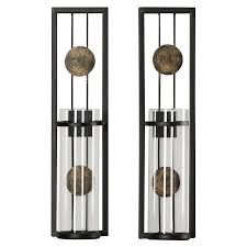 Candle Sconces Contemporary Brayden Studio Contemporary Wall Sconce Candle Holder U0026 Reviews