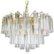 Venini Chandelier Venini Murano Glass Chandelier At 1stdibs