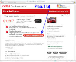 car insurance beat quote car insurance quote coles 44billionlater