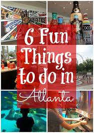 Georgia travel tips images 6 fun things to do in atlanta georgia with kids fun things jpg
