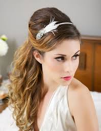 gatsby headband flapper headband great gatsby headband by gildedshadows