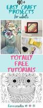 Home Decorating Craft Projects 372 Best New Craft Ideas Images On Pinterest Cute Crafts Sewing