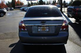 used 2011 chevrolet aveo ls near auburn wa auburn discount auto