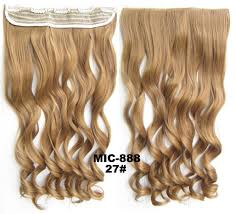 Sticker Hair Extensions by 16colors Bath U0026 Beauty 5 Clip In Synthetic Hair Extension
