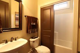 Tile Ideas For Small Bathroom Before And After Bathroom Apartment Bathroom Small Guest
