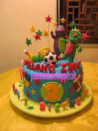 barney birthday cake barney and friends birthday cakes jcakehomemade barney and friends