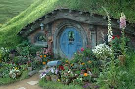 new zealand hobbit house home design