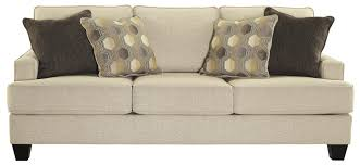 benchcraft brielyn queen sofa sleeper with memory foam mattress