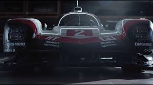 porsche 919 top view 919 tribute end of an era birth of a legend youtube