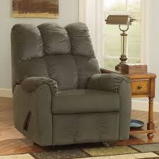 Ashley Recliners Raulo Moss Rocker Recliner 1750225 Signature Design By Ashley