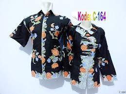 desain baju batik untuk acara resmi model baju batik muslim kantor terbaru
