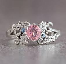 steunk engagement ring custom engagement rings design your own engagement ring