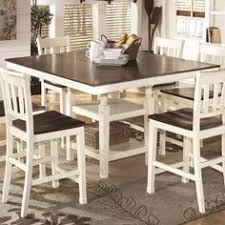 white dining room furniture sets transitional breakfast room with bar height table white dining