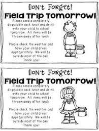 field trip reflection newspaper report field trips fields and