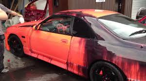 new heat sensitive color changing kandy automotive paint world s