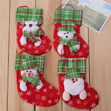 cute christmas silverware holder kitchen knitted christmas
