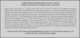 Employer Notice Of Termination by Federal Register Annual Funding Notice For Defined Benefit Plans