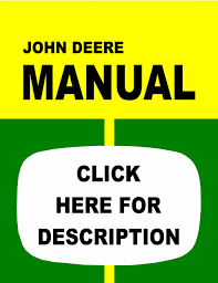 john deere 8650 manual john deere manuals john deere manuals