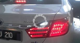 2015 toyota camry tail light toyota camry 50 2012 2015 light bar tail l car accessories
