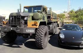 10 coolest military vehicles sale ebay complex