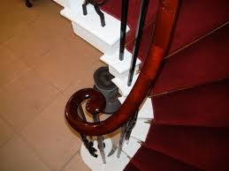 Refinish Banister Wooden Handrails Restoration U0026 Refinishing Stair Railings