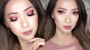 valentine u0027s day date night makeup tutorial youtube