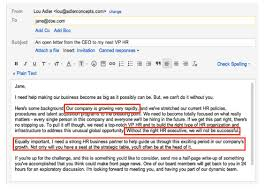 Subject For Sending Resume Through Mail 7 Ways To Optimise Your Recruitment Emails Socialtalent