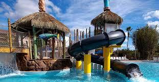 Tiki Hut On Water Vacation Liki Tiki Village Vacation Resort Orlando Florida