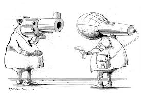 censorship and freedom of expression cartooning for peace
