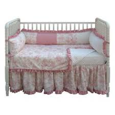 taylor u0027s toile baby bedding in pink baby bedding babies and nursery