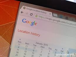 Maps G How To Clear Search And Location History In Google Maps On The Web