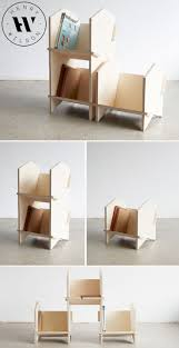Wooden Box Shelves by Best 25 Modular Shelving Ideas On Pinterest Plywood Bookcase