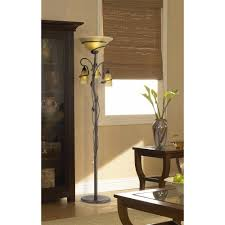 bedroom torchiere with reading light torchiere floor lamp