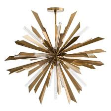 Sputnik Chandelier Waldorf 8 Light Sputnik Chandelier Reviews Allmodern