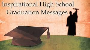 inspirational high school graduation message jpg