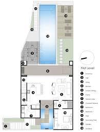 Tenement Floor Plan by Zamel House By Kontrast Arquitectura Caandesign Architecture