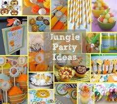 jungle themed home decor interior design simple jungle theme birthday decorations