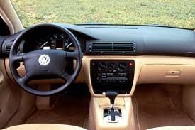 New Passat Interior 1998 05 Volkswagen Passat Consumer Guide Auto