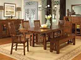 Mission Dining Room Table Mission Dining Table Buy Beaumont Mission Style Dining Table With