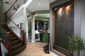 Interior Waterfall Mexico Indoor Waterfall Kit Pool Modern With Poll Alberca Interior