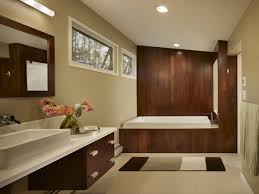 Brown Bathroom Ideas Pleasing 10 Mid Century Modern Bathroom Ideas Design Ideas Of